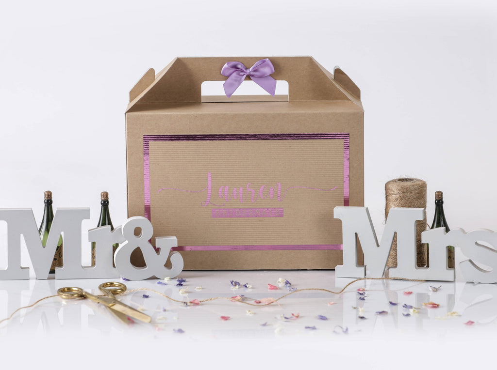 Bridesmaid Gift Box