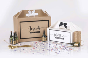 To My Groom Gift Box