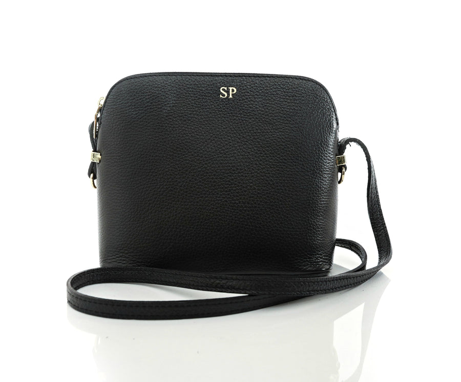 Venice Cross Body Bag in Black