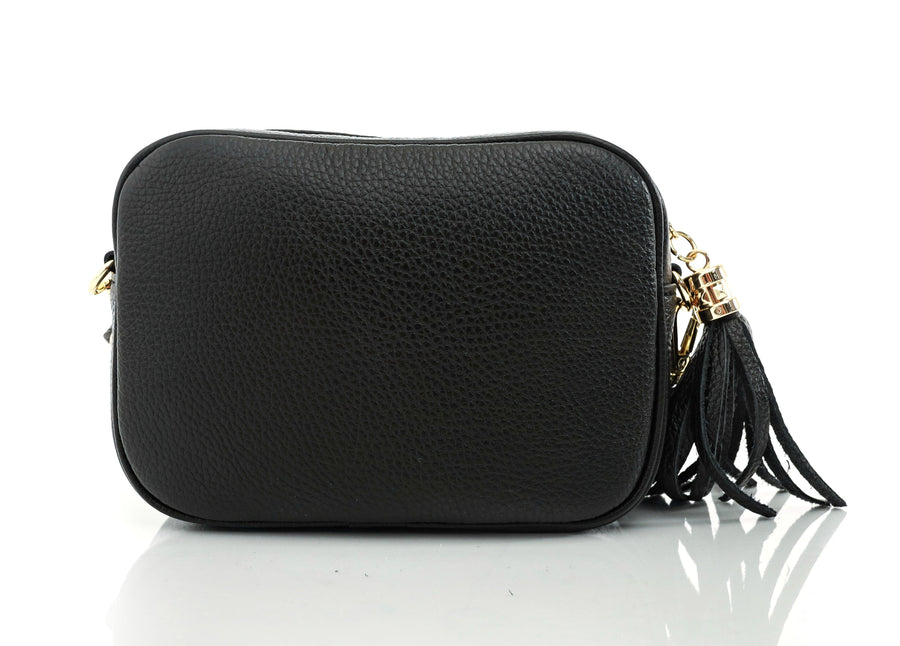 Siena Cross Body Bag in Black