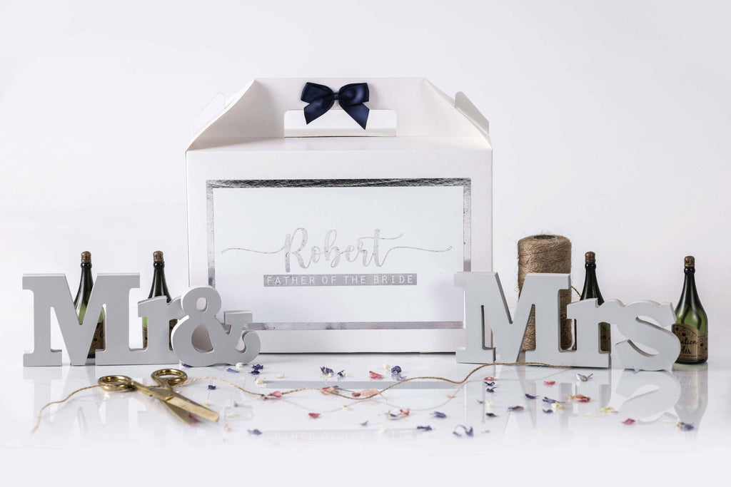 Father Of The Bride Gift Box
