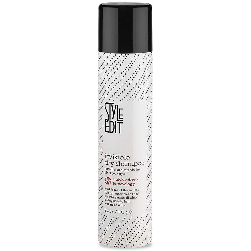 Style Edit Invisible Dry Shampoo - Style Edit