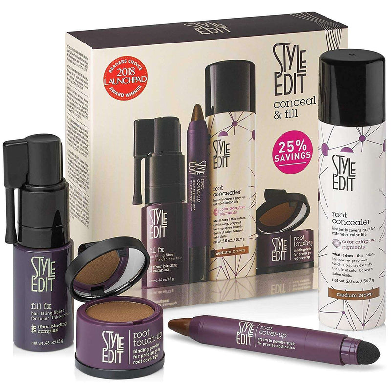 Style Edit Root Touch Up Collection Gift Set - Style Edit