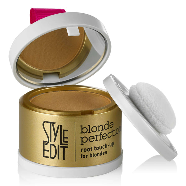 Style Edit Blond Perfection Root Touch-Up Powder - Style Edit
