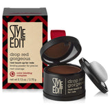Style Edit Drop Red Gorgeous Root Touch Up Powder - Style Edit