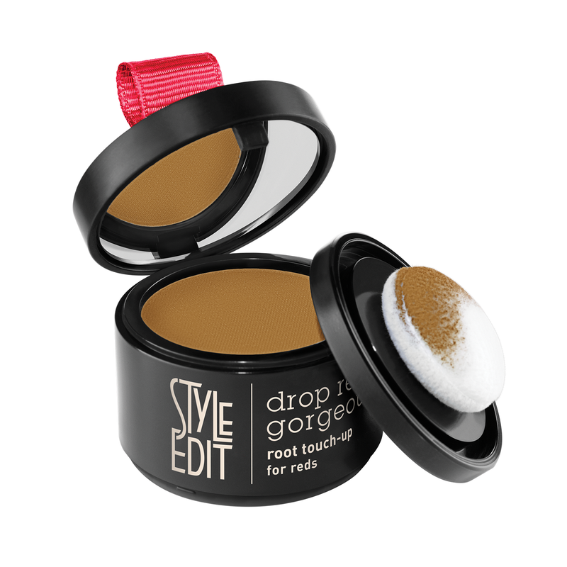 Style Edit Drop Red Gorgeous Root Touch Up Powder