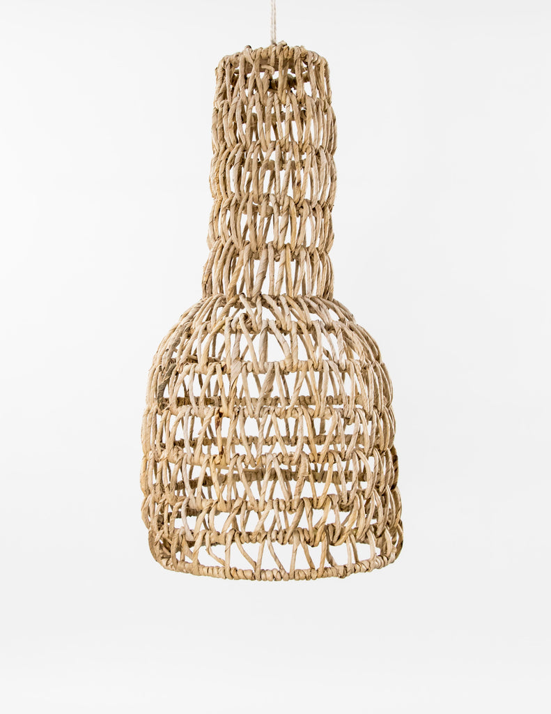 Seagrass Narrow Pendant