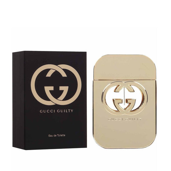 Guilty by Gucci  for Women, Eau de Toilette Spray, 2.5 Ounce - Zenith Solutions