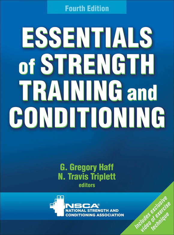 Essentials of Strength Training and Conditioning - Zenith Solutions
