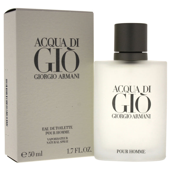 Giorgio Armani Acqua Di Gio Eau De Toilette Spray for Men - Zenith Solutions