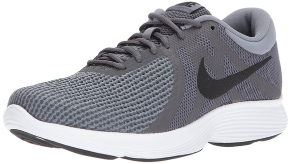 Nike Men's Revolution 4 Running Shoe, Dark Grey/Black-Cool Grey/White, 10.5 Regular US - Zenith Solutions