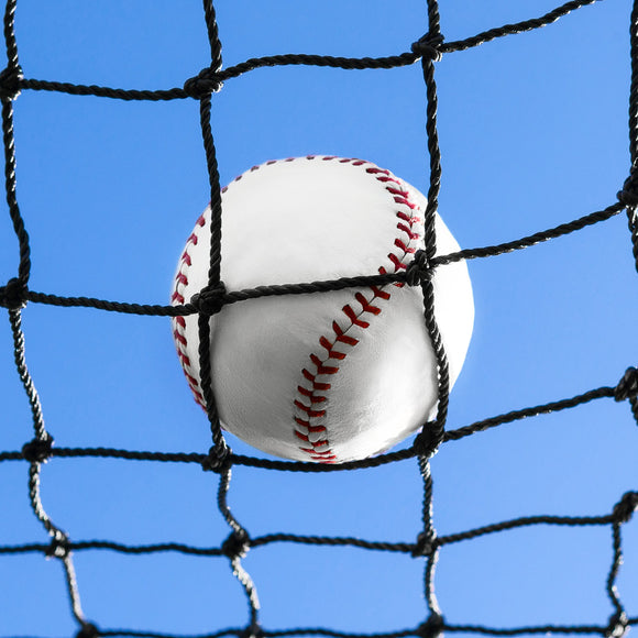 Net World Sports Baseball Backstop Nets - 50 (51. 50' x 820') - Zenith Solutions