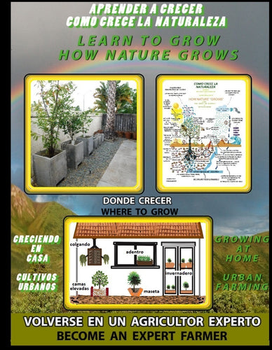 Learn To Grow How Nature Grows | Aprender A Crecer Como Crece La Naturaleza