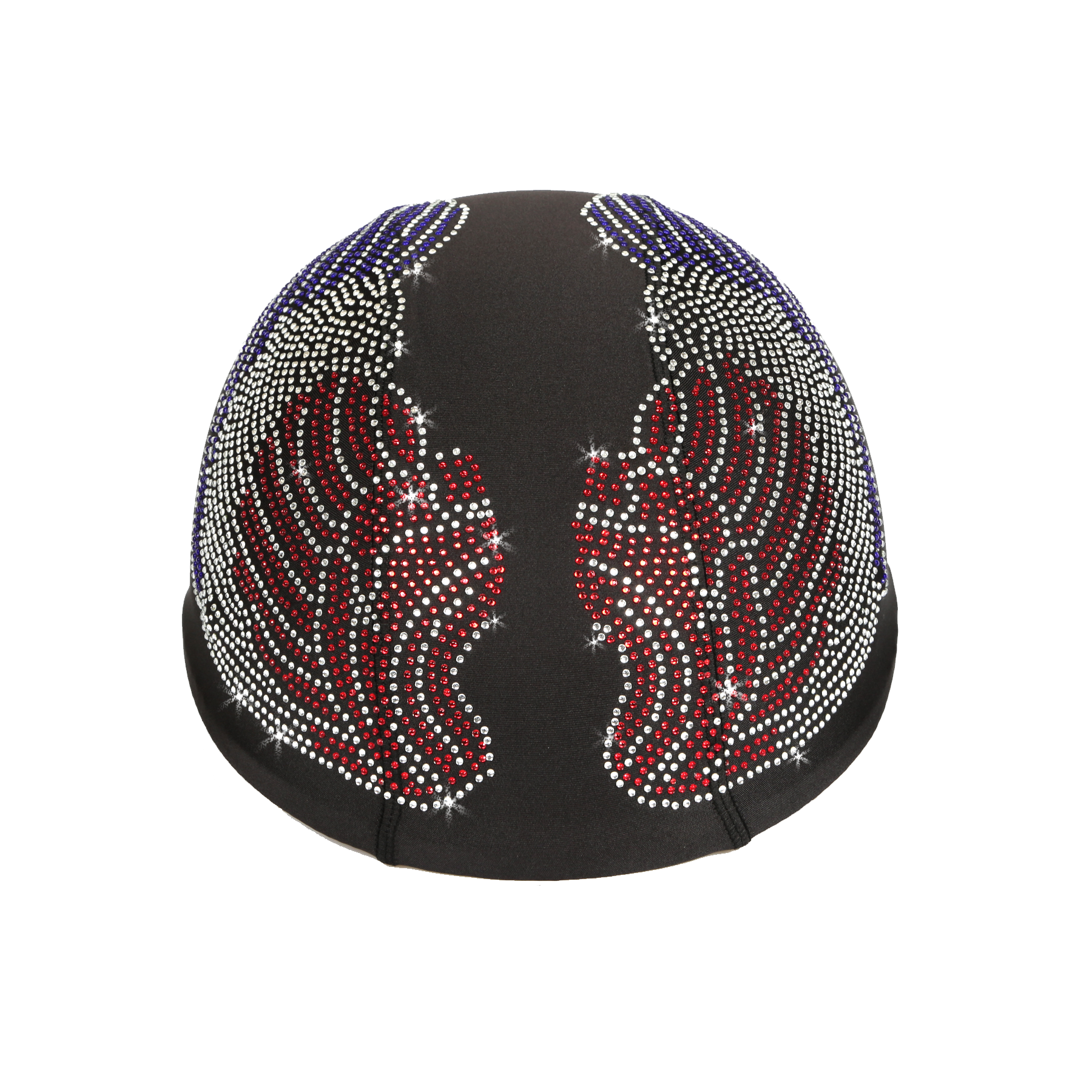 Helmetra American Flag Wings Custom Helmet Cover