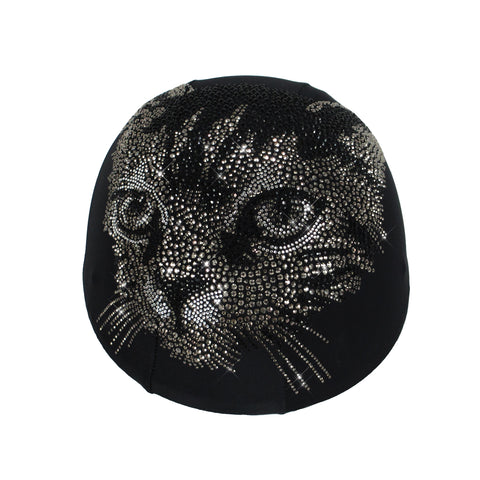 Helmetra Cat Custom Helmet Cover