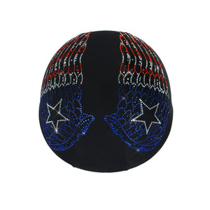 Helmetra American Star Wings Helmet Cover