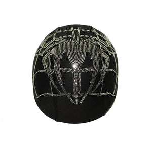 Helmetra Spider Web Custom Helmet Cover