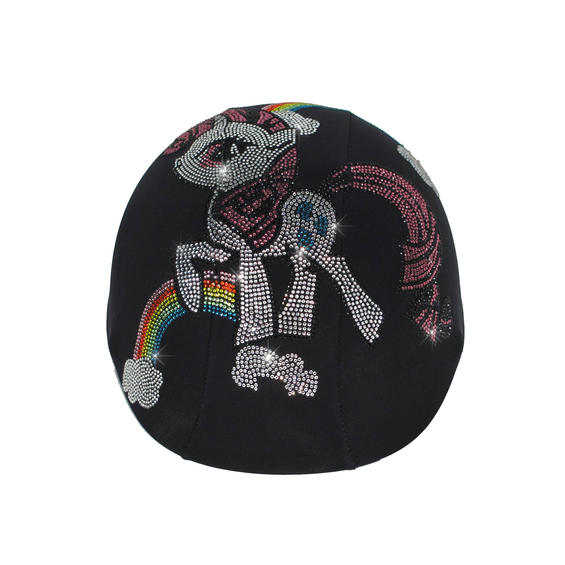 Helmetra Believe in Unicorns Helmet Cover
