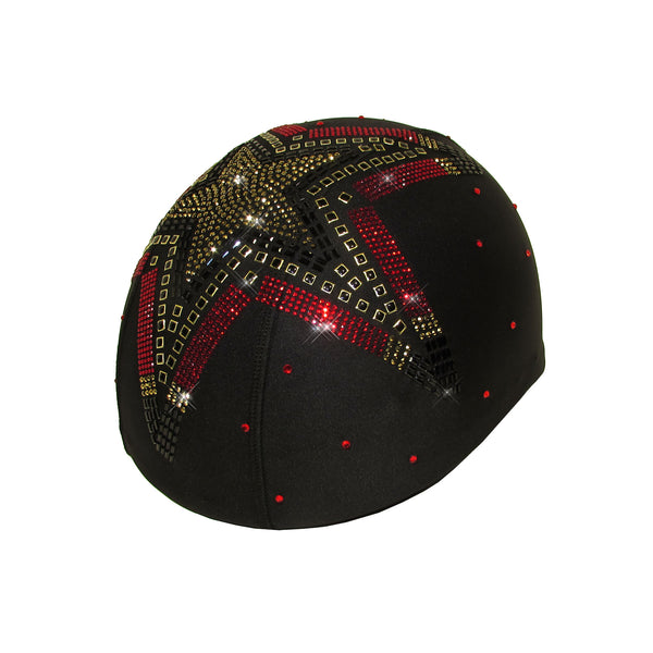 Helmetra Big Star Custom Helmet Cover