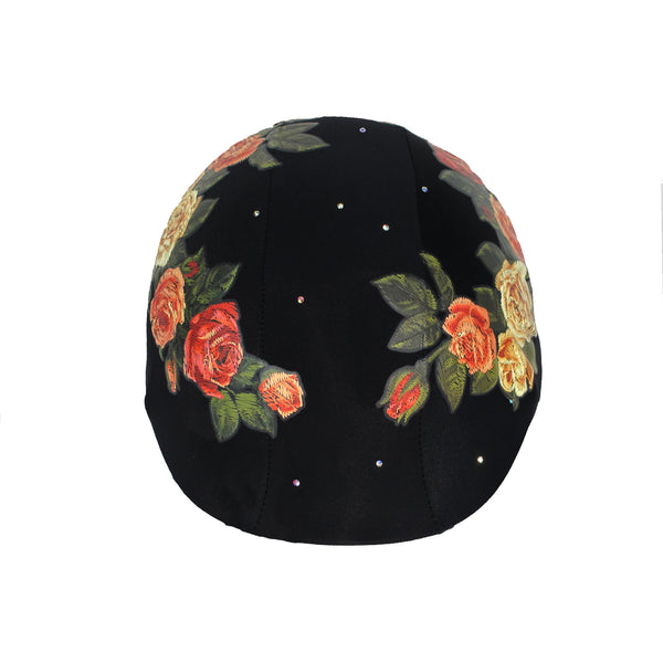 Helmetra Decal Roses Helmet Cover