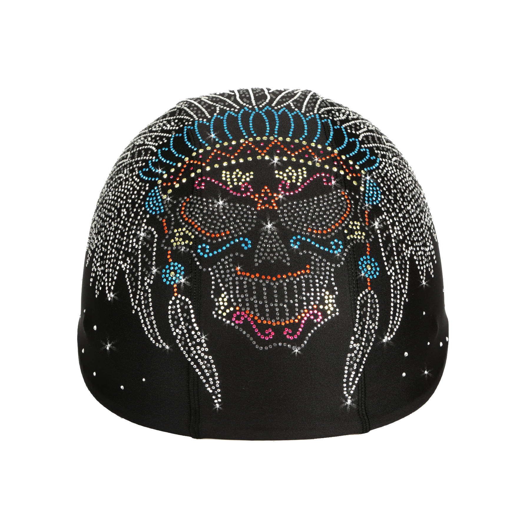 Helmetra Indian Skull Custom Helmet Cover