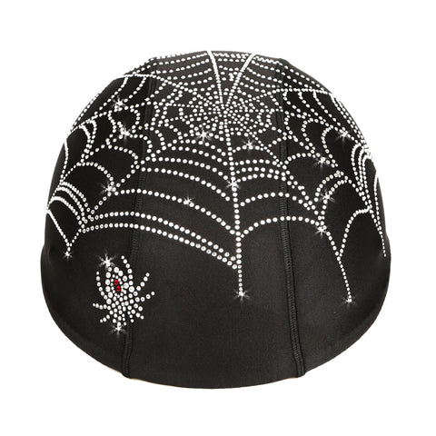 Helmetra Big Spider Web Custom Helmet Cover