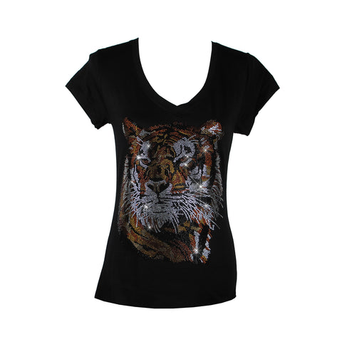 Helmetra Orange Tiger T-shirt