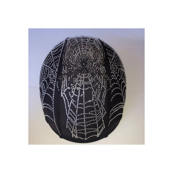 Helmetra Spider custom helmet cover