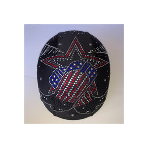 Helmetra color spiders custom helmet cover