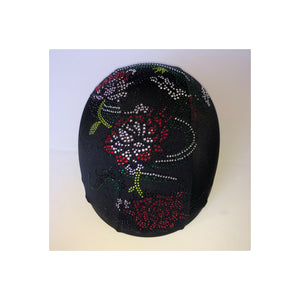 Helmetra green dragon custom helmet cover