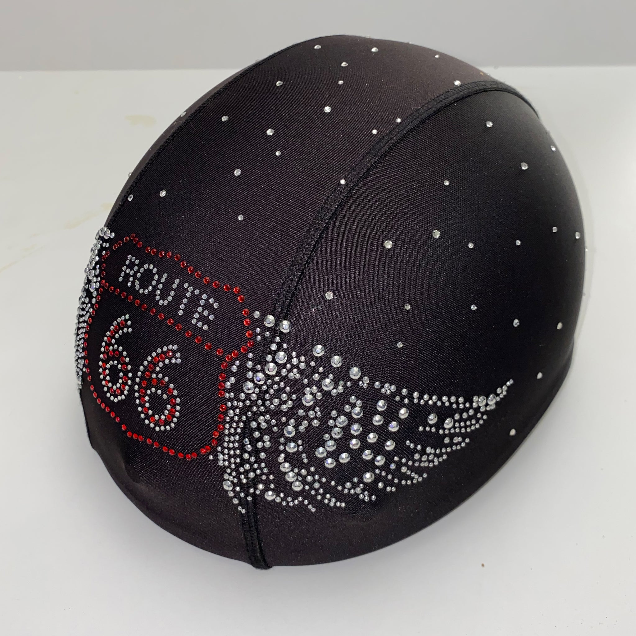 Route 66 custom helmet cover