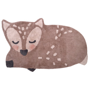 deer rug for kids room