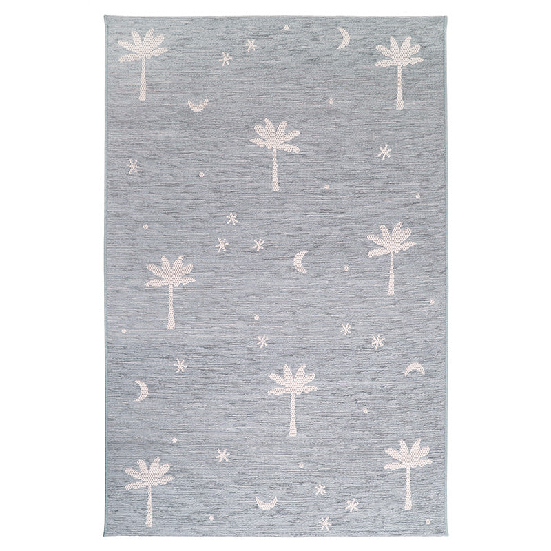 PALM DREAM tapis enfant motif palmier