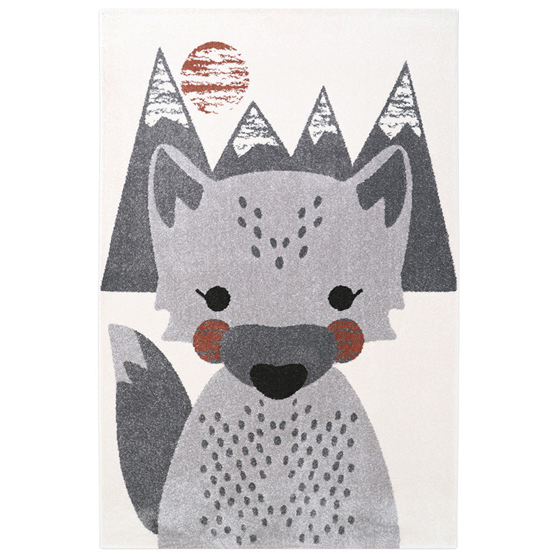 MR FOX fox children's rug