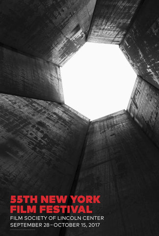 NYFF55 Poster by Richard Serra - merch
