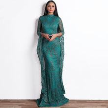 Load image into Gallery viewer, Vestdios Elegant Glitter Maxi Dress - MSCOOCO