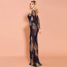 Load image into Gallery viewer, Varina - Sequin Gown