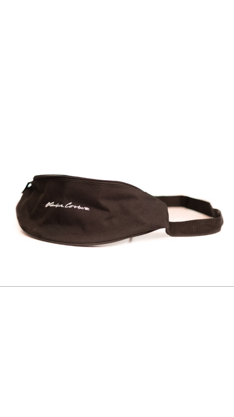BLACK EXCLUSIVE BELT BAG
