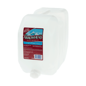 Spring Water - 2.5 Gallon Bottle, 2 pack
