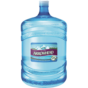 Fluoridated Water - 5 Gallon Bottle