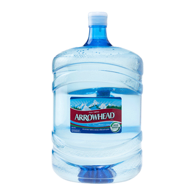 Spring Water - 5 Gallon Bottle