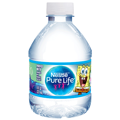 Purified Water - 8 oz Bottle, 24 pack