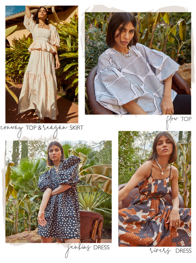 Celebrate Summer with New Arrivals! Pre-Fall 2021 is Here!