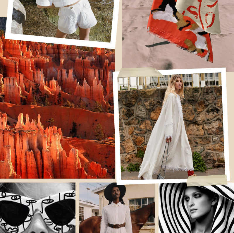 Inspiration behind Hunter Bell's Pre Fall 2021 Collection