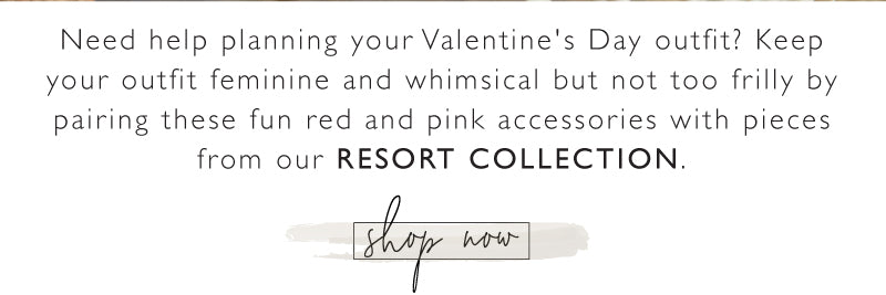 Shop The Resort Collection