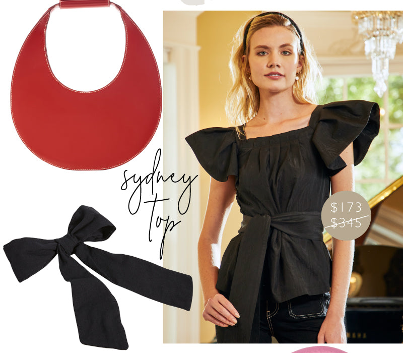 Style Inspiration for the Hunter Bell Sydney Top