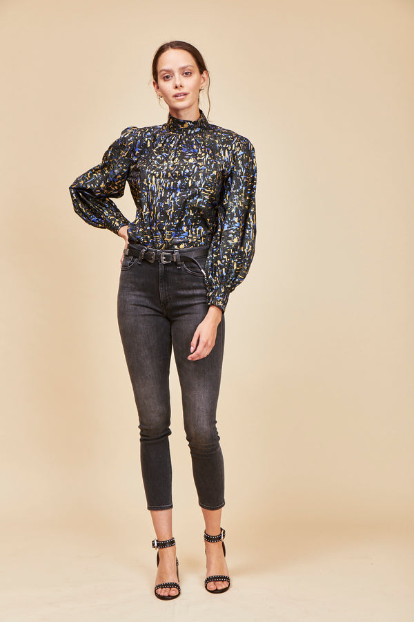 Lovett Blouse