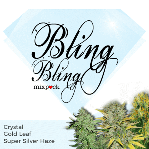Bling Bling Mixpack - Los Angeles Cannabis Club