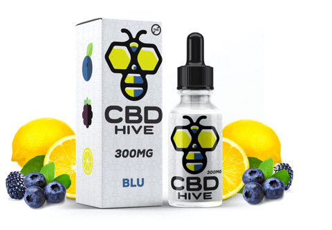 PREMIUM CBD DROPS - BLU - Los Angeles Cannabis Club