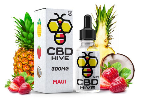 PREMIUM CBD DROPS - MAUI - Los Angeles Cannabis Club